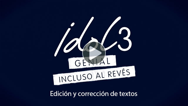 Vídeo promocional de Idol3 de Alcatel