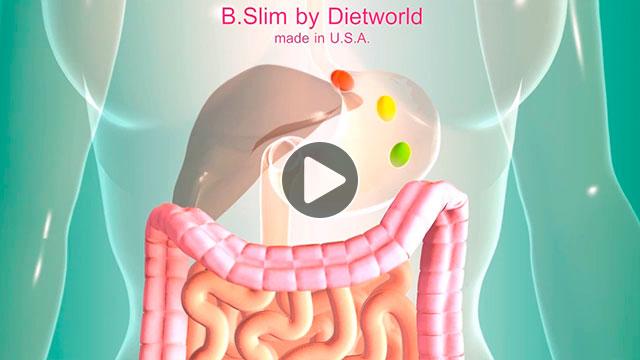 Animación 3D promocional de BSlim