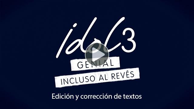 Vídeo promocional de Idol3 de Alcatel