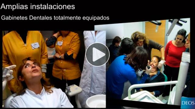 Presentacdion de curso para Auxiliar de Ortodoncia en DEOS