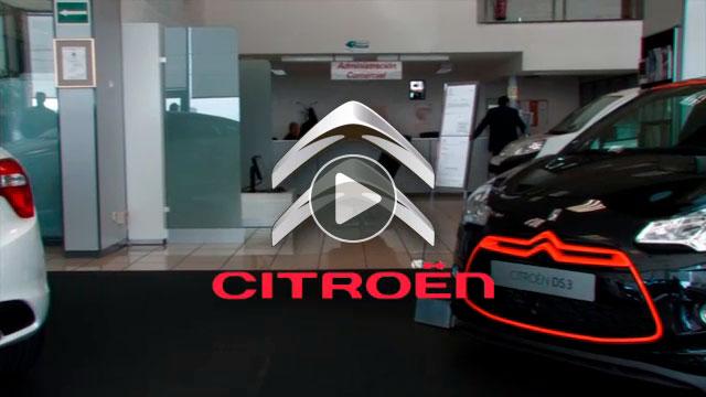 Spot de bajo coste concesionario de Citroën en Móstoles